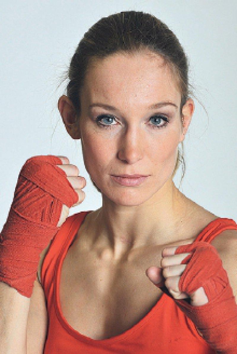 Christine Theiss. Foto: Voltaren