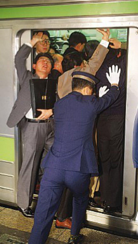Verhältnisse wie in Tokio: Der Andrang auf PJ-Plätze für Allgemeinmedizin ist groß. Foto: dpa