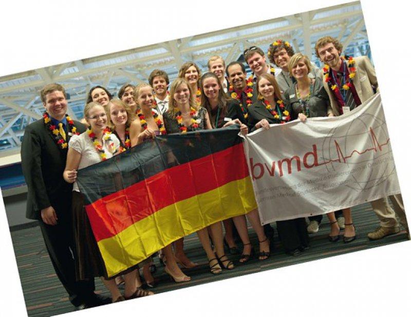 Austausch von Famulanten mit 90 Ländern: Deutschland schickt dabei jährlich etwa 300 Studierende ins Ausland und nimmt ungefähr die gleiche Anzahl auf. Foto: Jakob Dudziak