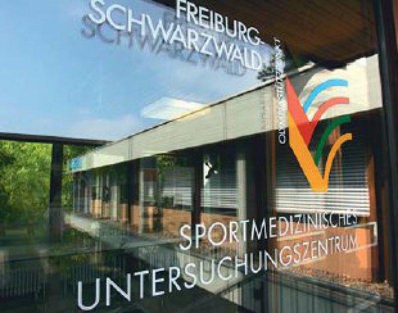 Institut für Sportmedizin: Nach der Dopingaffäre von 2007 stehen nun Wissenschaftler im Verdacht, abgeschrieben zu haben. Foto: dpa