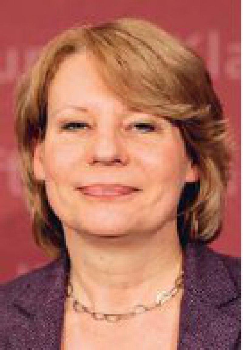 Cornelia Prüfer-Storcks Foto: ddp