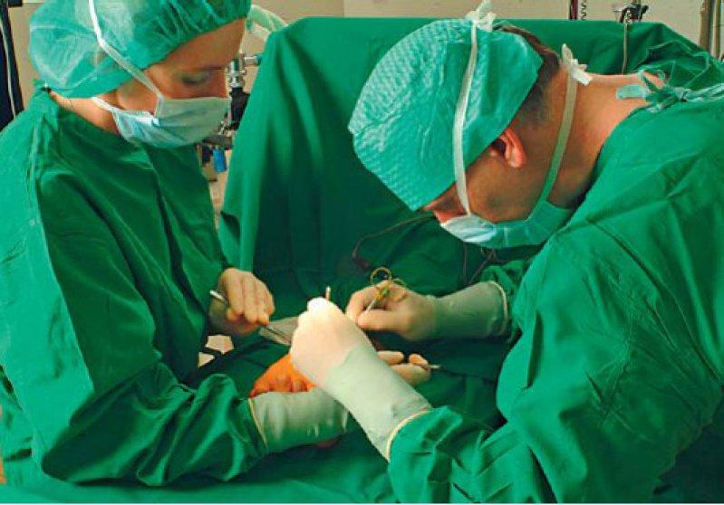 Bestimmte ambulant durchführbare Operationen sind als Bestandteil des geplanten dritten Sektors vorgesehen.