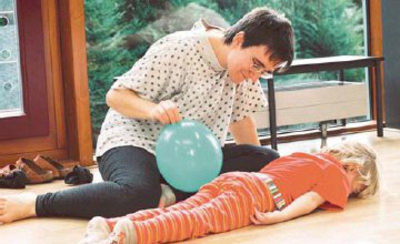 Mütter- und Mutter- Kind-Kurmaßnahmen fördern nachhaltig die Gesundheit. Foto: dapd
