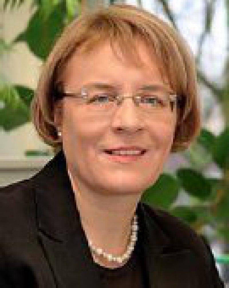 Gisela Klinkhammer Chefin vom Dienst (Text)