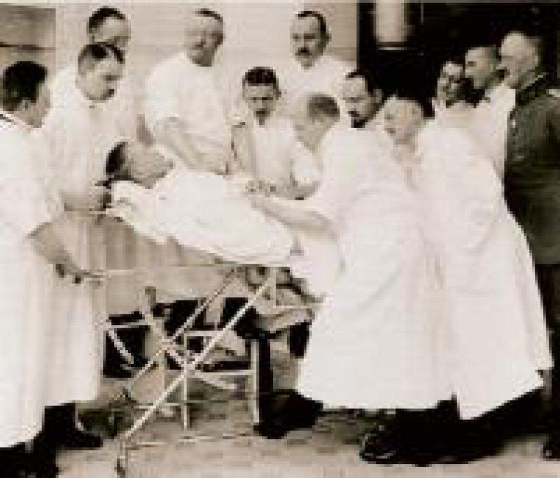 Fotoarchiv des St. Hedwig-Krankenhauses