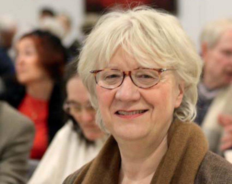 18 Sekunden sind zu wenig – Berlins Patientenbeauftragte Karin Stötzner. Fotos: Reinhold Schlitt