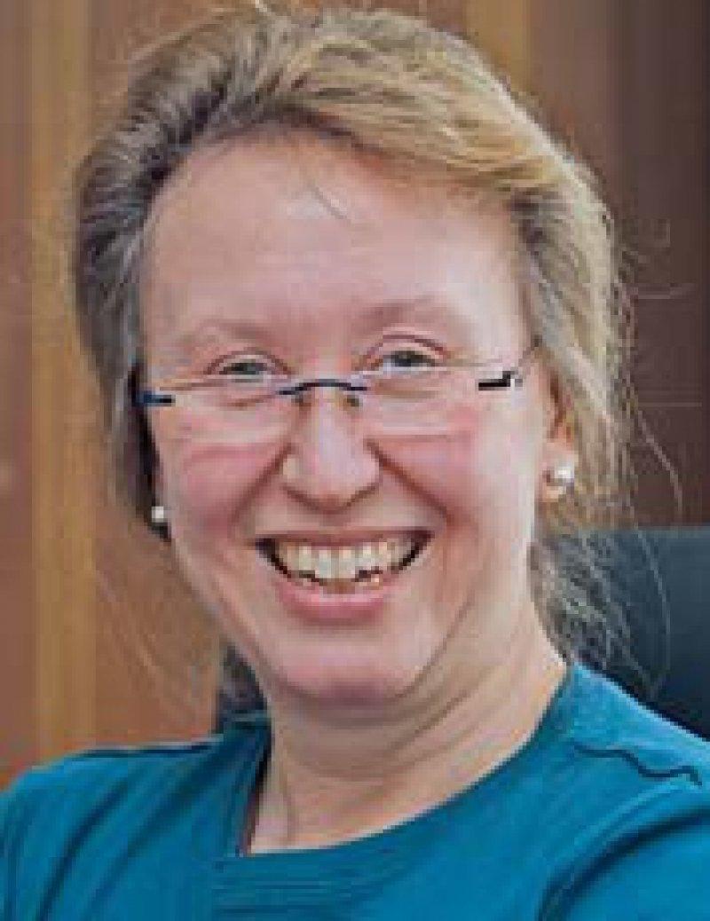 Dr. med. Antje Yael Deusel ist Rabbinerin und Oberärztin in der Klinik für Urologie und Kinderurologie in Bamberg. Foto: dapd