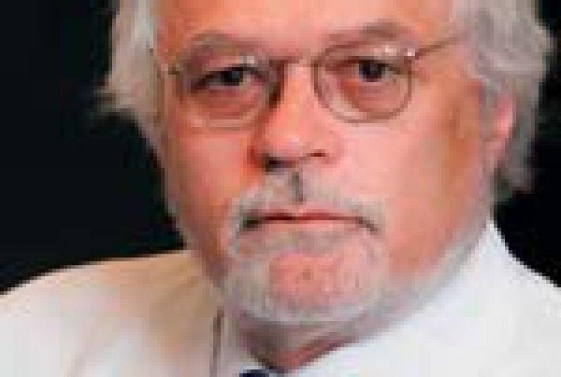 Prof. Dr. med. Werner Schlake, Präsident des Berufsverbands der Pathologen