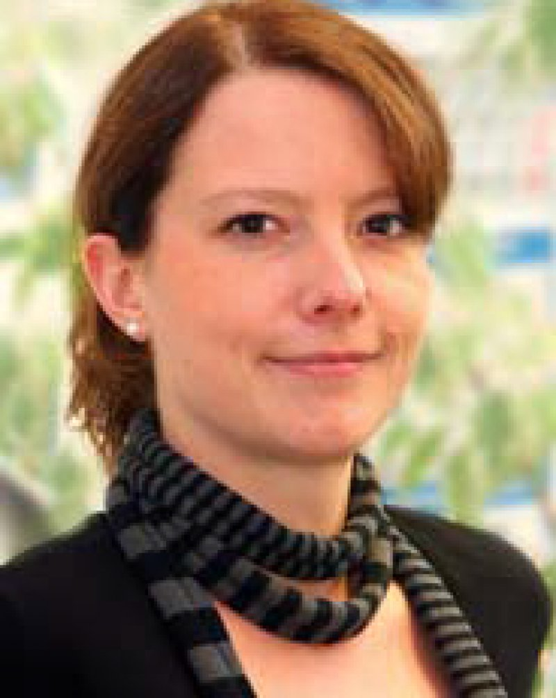 Birgit Hibbeler, Redakteurin für Gesundheits- und Sozialpolitik