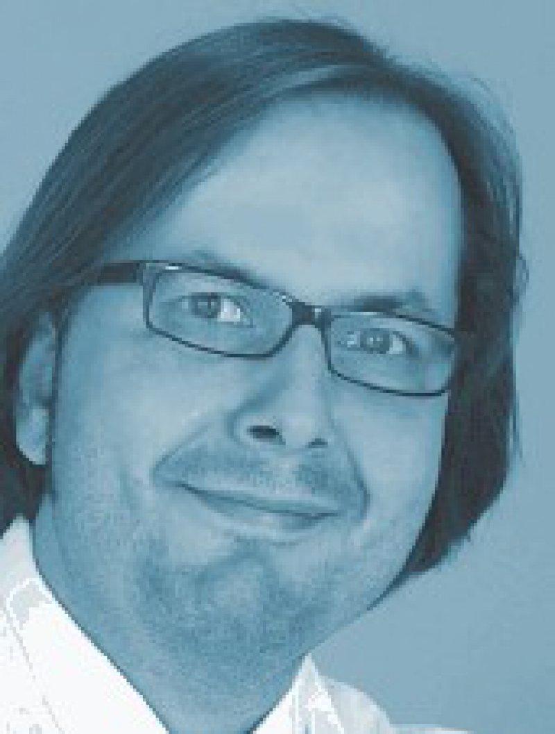 Prof. Dr. med. Gerrit Matthes, Oberarzt Unfallchirurgie und Orthopädie. Foto: privat