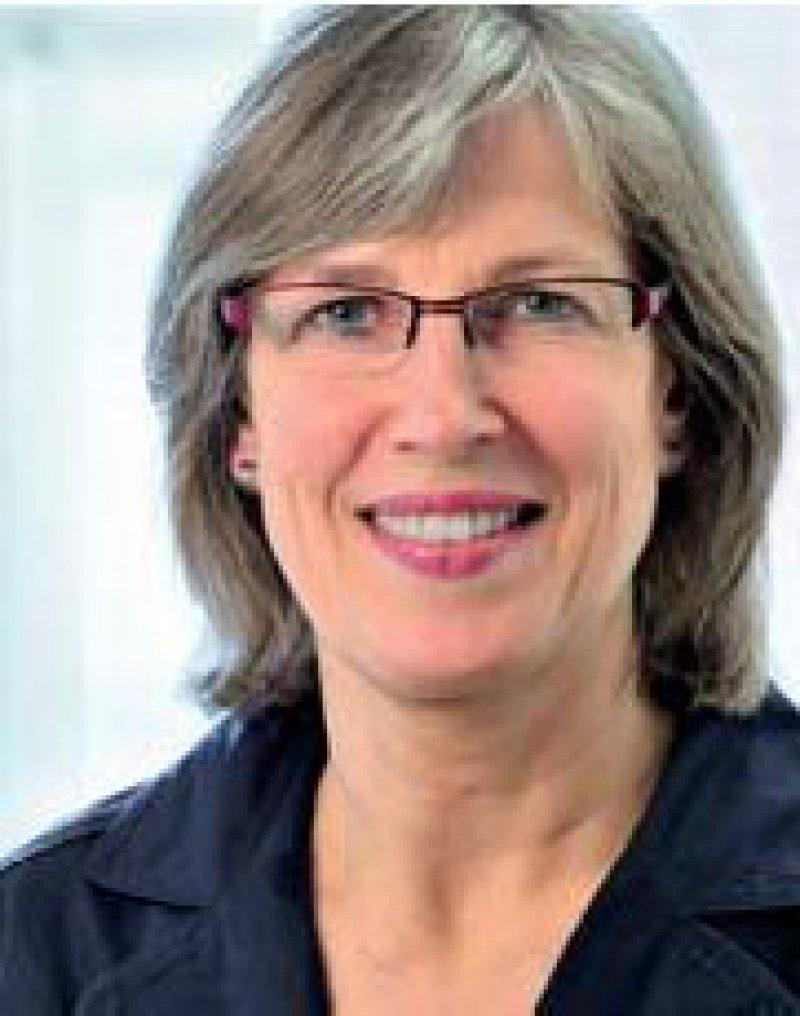 Sabine Rieser Leiterin der Berliner Redaktion
