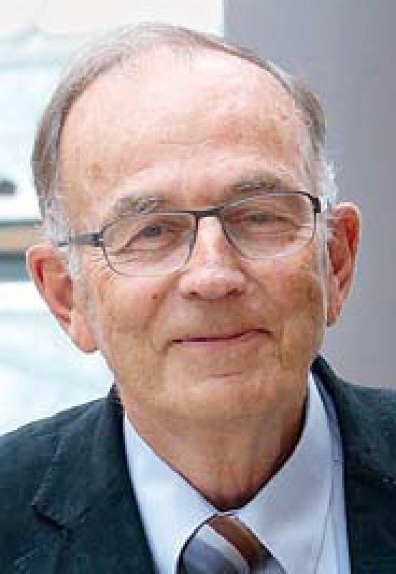 Dietrich Niethammer, Foto: dgkj
