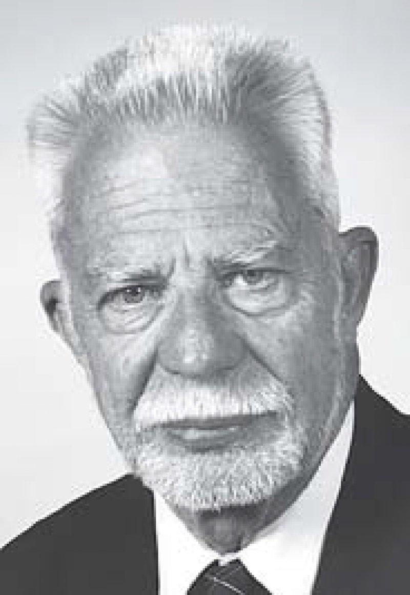 Hermann Heimpel, Foto: DGHO-Archiv