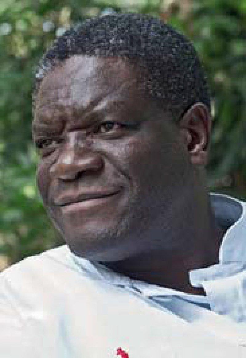 Denis Mukwege, Foto: EP