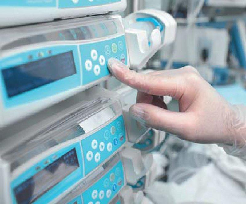 www.divi.de: Ein neues Register mit aktualisiertem Datensatz soll die Qualitätssicherung in der Intensivmedizin weiter verbessern. Foto: Fotolia/sudok1