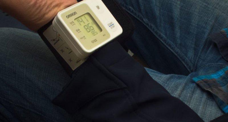 Blutdruck männer ab 35