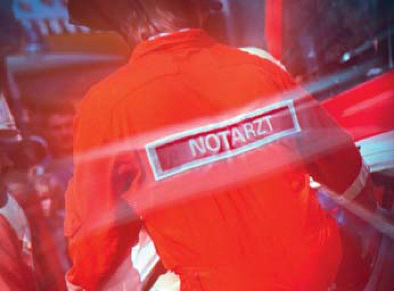 Notarztdienste sind sehr stark vom Einsatz von Honorarärzten abhängig. Foto: mauritius images