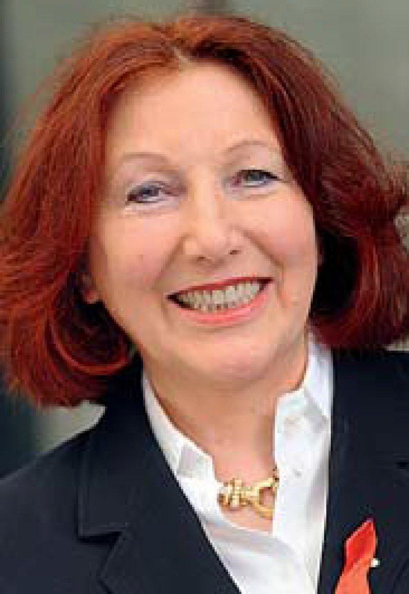 Elisabeth Pott, Foto: dpa