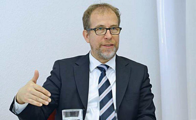 Christof Veit (57) verfügt als ehemaliger Geschäftsführer des BQS-Instituts über langjährige Erfahrung im Bereich der Qualitätssicherung und -messung. Foto: Georg J. Lopata