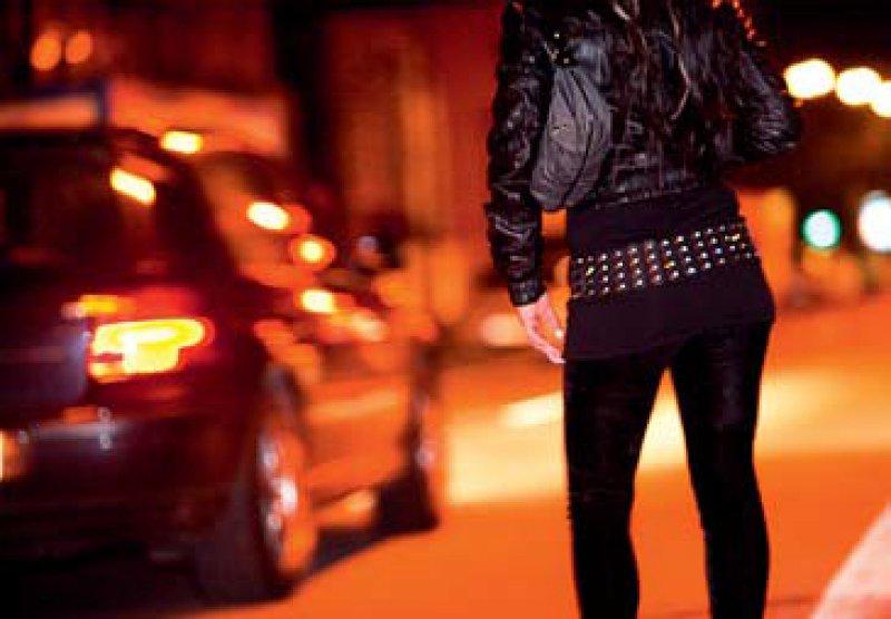 Prostituierte schützen will die Bundesregierung mit ihrer Gesetzesinitiative. Foto: picture alliance