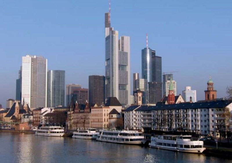 Skyline Frankfurt am Main. Foto: Presse- und Informationsamt der Stadt Frankfurt am Main (PIA), Tanja Schäfer