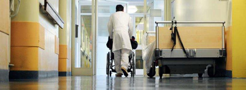 Bessere und billigere Lösung: Schließung von Kliniken, die nicht für die Versorgung erforderlich sind. Foto: dpa