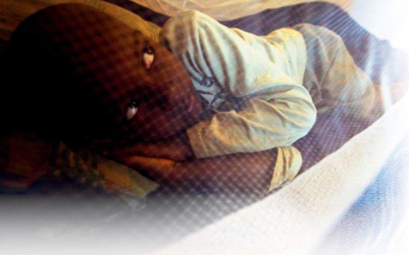 Erfolgreich gegen Malaria: Mithilfe imprägnierter Moskitonetze lassen sich Erkrankungen verhindern. Foto: dpa