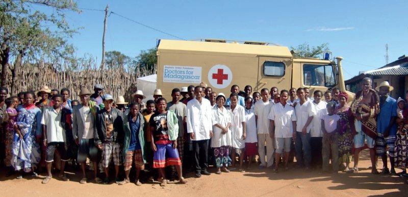 Fotos: Ärzte für Madagaskar e.V.