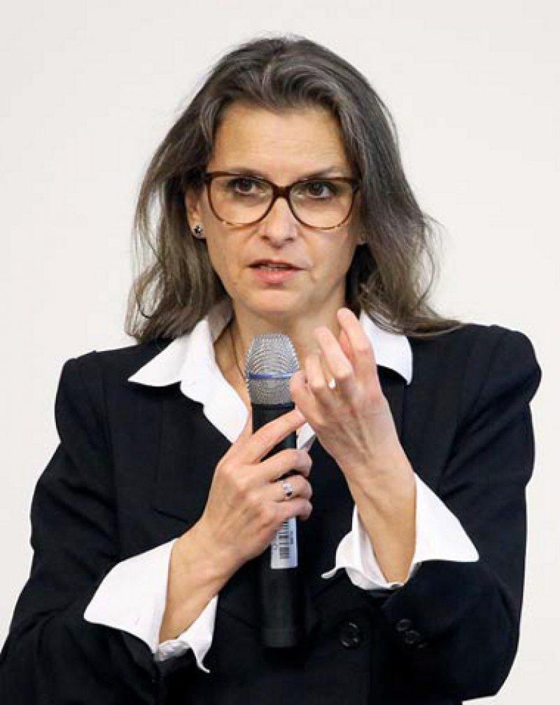 Regina Klakow-Franck, unparteiisches Mitglied des G-BA, spricht sich für Modifikationen bei der ASV aus. Foto: G-BA