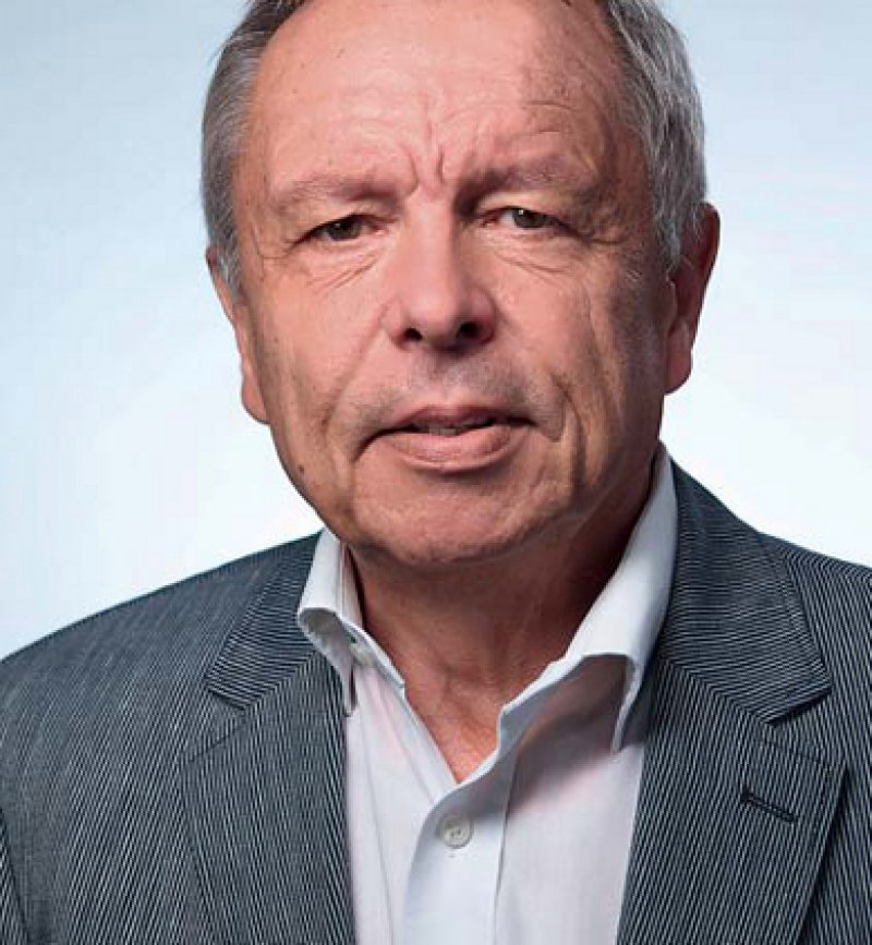 Franz Bartmann (64) leitet seit 2010 die Weiterbildungsgremien der Bundesärztekammer. Der Chirurg ist seit 2001 Präsident der Ärztekammer Schleswig-Holstein. Foto: Ärztekammer Schleswig-Holstein
