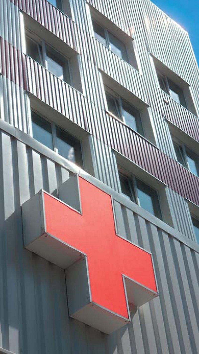 Die privaten Krankenhausträger streben streben zweistellige Renditeziele an. Foto: canstockphoto
