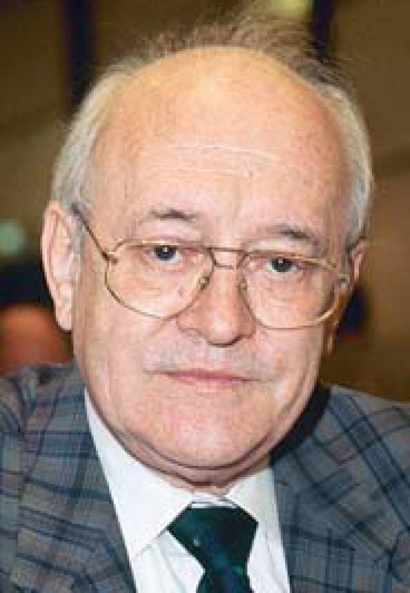 Jürgen Bösche, Foto: Bernhard Eifrig