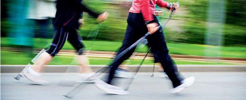 Bewegung im Alltag als wichtige Ressource für Gesundheit – die GMK will diesen Gedanken auf allen Ebenen vorantreiben. Foto: iStockphoto