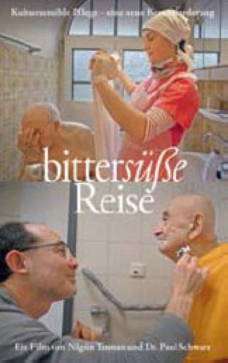 """Mit dem Thema """"kultursensible Pflege"""" beschäftigt sich der Dokumentarfilm """"Bittersüße Reise""""."""