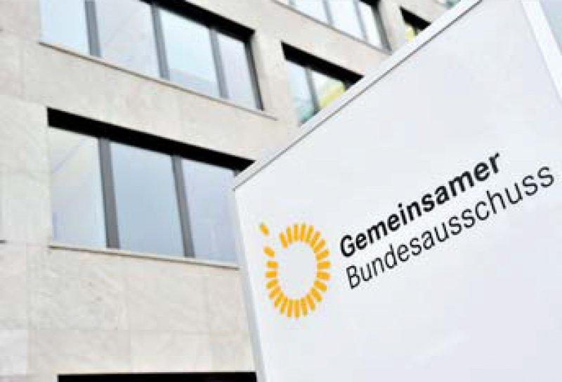 Der G-BA ist das oberste Beschlussgremium der gemeinsamen Selbstverwaltung der Ärzte, Psychotherapeuten, Krankenhäuser und Krankenkassen. (Foto: G-BA)
