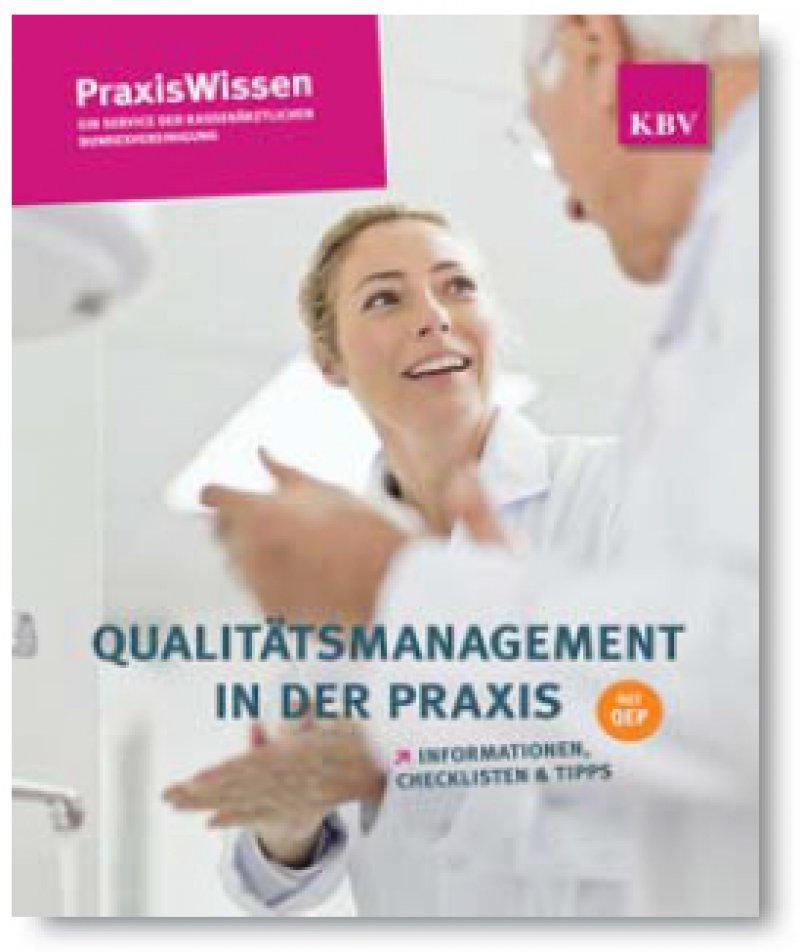 Niedergelassene Ärzte sind zum Qualitätsmanagement verpflichtet.