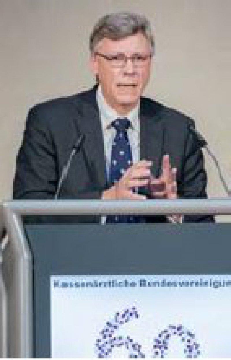 """Lutz Stroppe: """"Das Vertrauen der Politik ist nicht grenzenlos."""""""