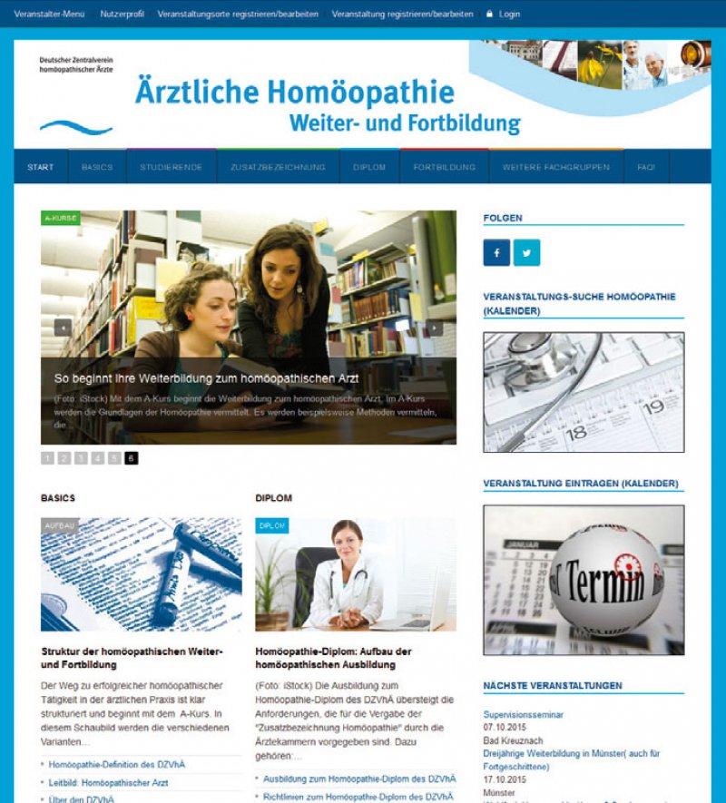 www.weiterbildung-homoeopathie.de