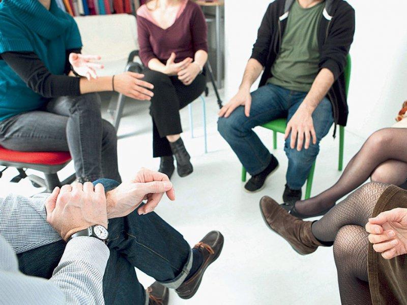 Die Gruppentherapie zu fördern, war ein Ziel des GKV-Versorgungsstärkungsgesetzes. Foto: picture alliance