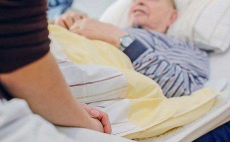 Hospiz- und Palliativversorgung