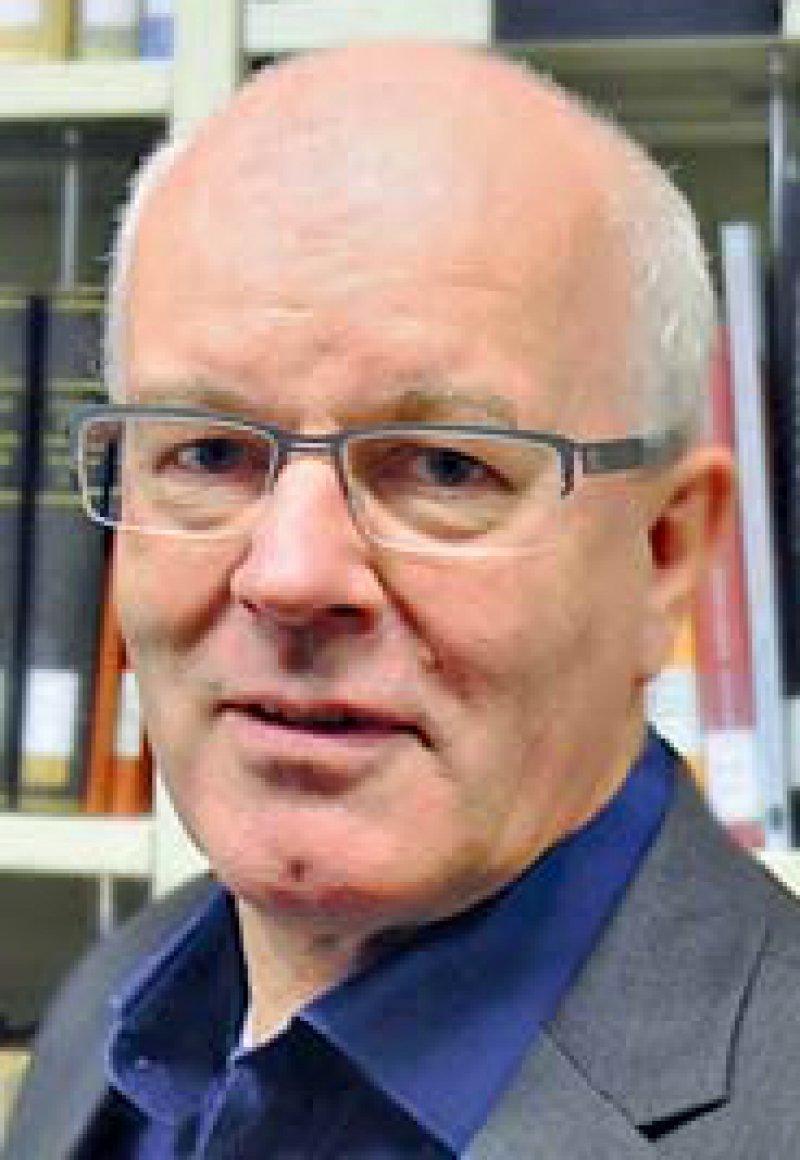 Heinz-Peter Schmiedebach, Foto: privat