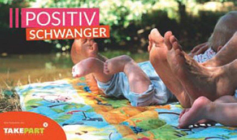 """Der Film """"Positiv schwanger"""" richtet sich in erster Linie an HIVpositive Paare mit Kinderwunsch."""