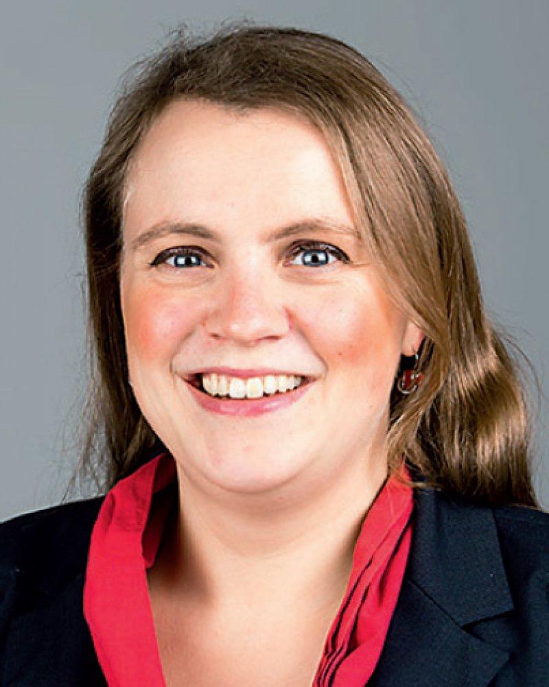 Rebecca Beerheide, Ressortleiterin Politische Redaktion