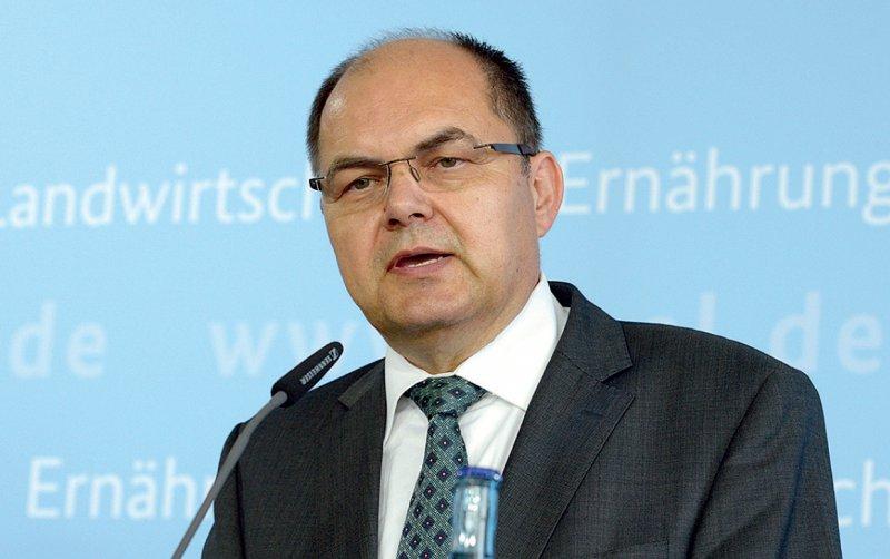Christian Schmidt, Bundesminister für Ernährung und Landwirtschaft, ist gegen eine Strafabgabe. Foto: dpa