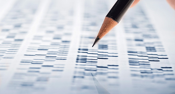 Genomanalyse /dpa