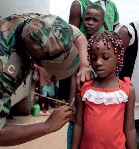Gelbfieberausbruch in Angola
