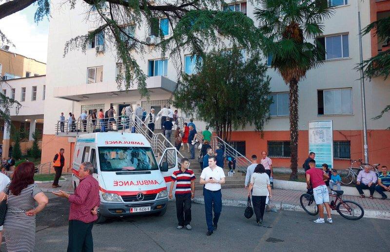 Besser versorgt in der Stadt: Die Unterschiede zur medizinischen Versorgung in der Provinz sind enorm. Foto:Klaus Fleck