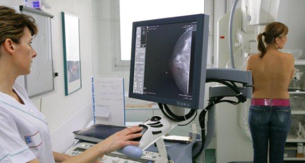 Nur Selten Falschdiagnosen Beim Mammographie Screening