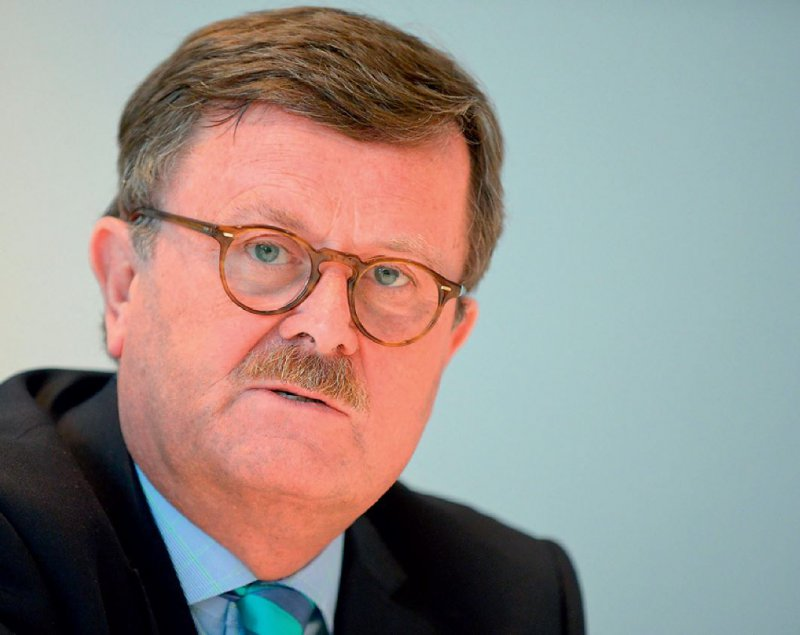 """""""Die Bürgerversicherung löst kein einziges Problem des Gesundheitssystems"""" Frank Ulrich Montgomery, Präsident der Bundesärztekammer. Foto: dpa"""
