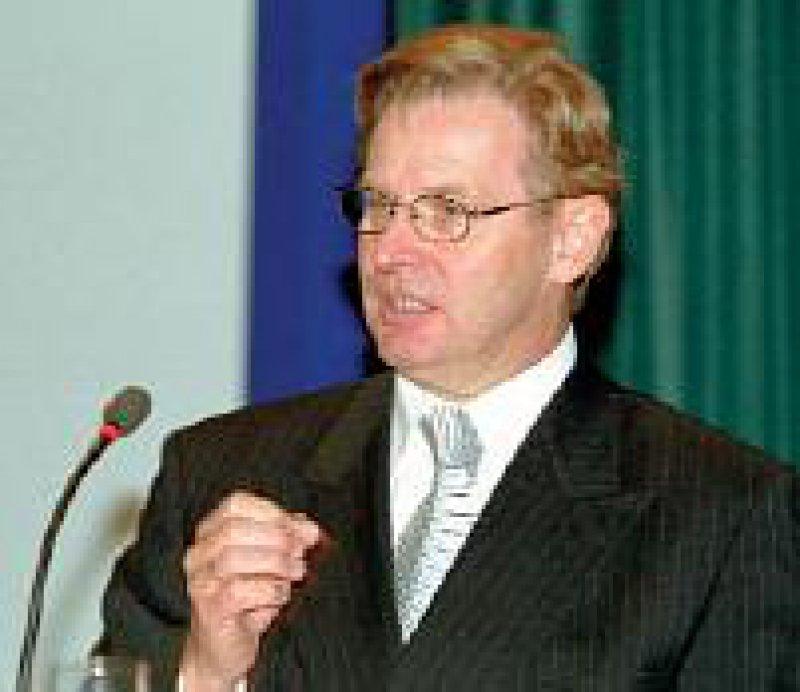 Vor großen Herausforderungen: KBV-Vorsitzender Manfred Richter-Reichhelm. Foto: Lopata